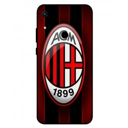 Durable AC Milan Cover For Huawei Honor 8A 2020