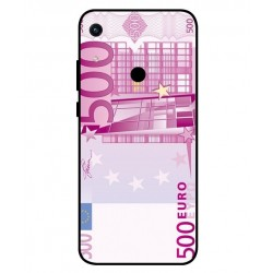 Durable 500 Euro Note Cover For Huawei Honor 8A 2020