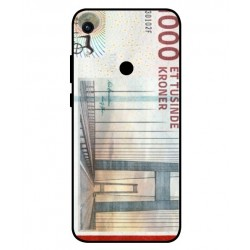 1000 Danish Kroner Note Cover For Huawei Honor 8A 2020
