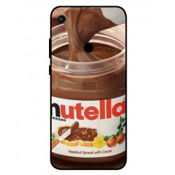 Durable Nutella Cover For Huawei Honor 8A 2020