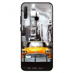 Durable New York Cover For Huawei Honor 20e