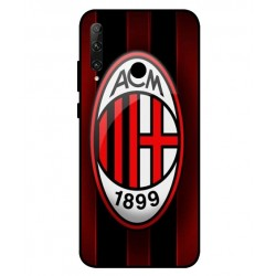 Durable AC Milan Cover For Huawei Honor 20e