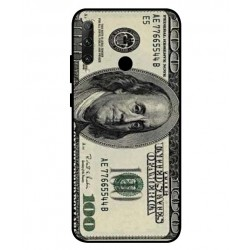 Durable 100 Dollar Note Cover For Huawei Honor 20e