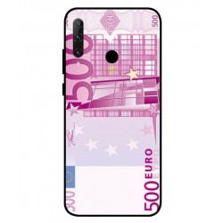 Durable 500 Euro Note Cover For Huawei Honor 20e