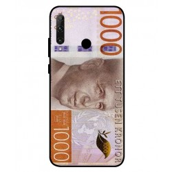 Durable 1000Kr Sweden Note Cover For Huawei Honor 20e