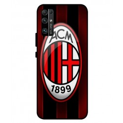Durable AC Milan Cover For Huawei Honor 30