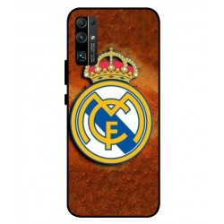 Durable Real Madrid Cover For Huawei Honor 30