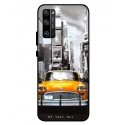 Durable New York Cover For Huawei Honor 30 Pro