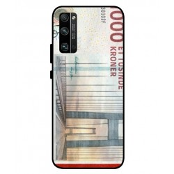 1000 Danish Kroner Note Cover For Huawei Honor 30 Pro