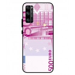 Durable 500 Euro Note Cover For Huawei Honor 30 Pro