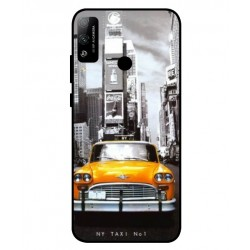 New York Cover Til Huawei Honor Play 4T