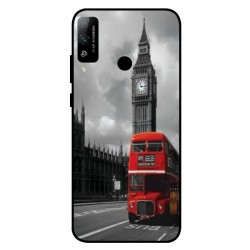 London Cover Til Huawei Honor Play 4T