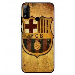 FC Barcelona Hülle für Huawei Honor Play 4T