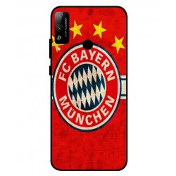 Bayern Munchen Cover Til Huawei Honor Play 4T