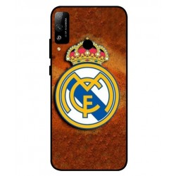 Real Madrid Cover Per Huawei Honor Play 4T
