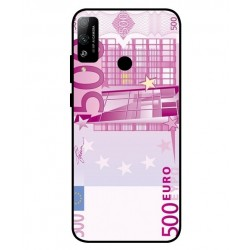 500 Euro Banknote Hülle für Huawei Honor Play 4T