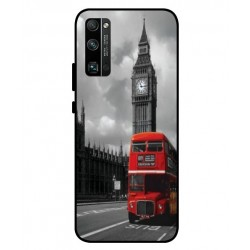 Durable London Cover For Huawei Honor 30 Pro Plus