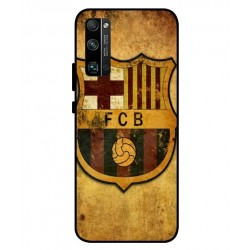 Durable FC Barcelona Cover For Huawei Honor 30 Pro Plus