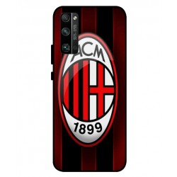 AC Milan Cover Til Huawei Honor 30 Pro Plus