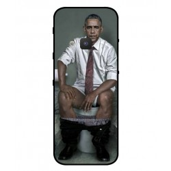 Durable Obama On The Toilet Cover For Nokia 5310 2020