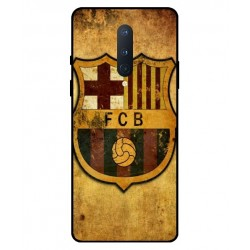 Durable FC Barcelona Cover For OnePlus 8