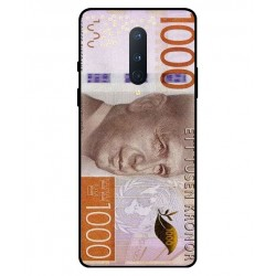 Durable 1000Kr Sweden Note Cover For OnePlus 8