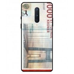 1000 Danish Kroner Note Cover For OnePlus 8