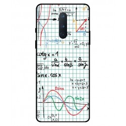 Durable Mathematics Cover For OnePlus 8