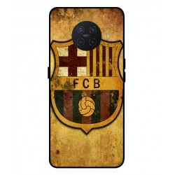 Durable FC Barcelona Cover For Oppo Ace 2