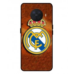 Durable Real Madrid Cover For Oppo Ace 2