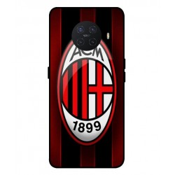 Durable AC Milan Cover For Oppo Ace 2