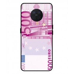 Durable 500 Euro Note Cover For Oppo Ace 2