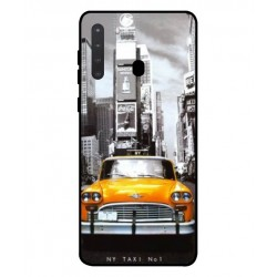 Durable New York Cover For Samsung Galaxy A21