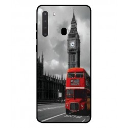 Durable London Cover For Samsung Galaxy A21