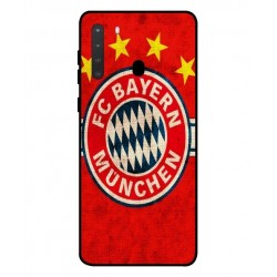 Durable Bayern De Munich Cover For Samsung Galaxy A21