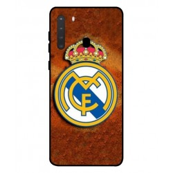 Durable Real Madrid Cover For Samsung Galaxy A21