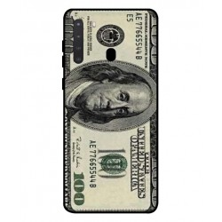 Durable 100 Dollar Note Cover For Samsung Galaxy A21