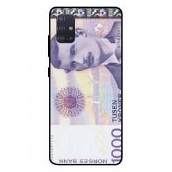 1000 Norwegian Kroner Note Cover For Samsung Galaxy A51 5G
