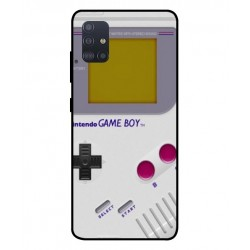 Durable GameBoy Cover For Samsung Galaxy A51 5G
