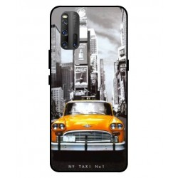 Durable New York Cover For Vivo iQOO 3 5G