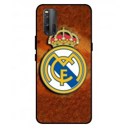 Durable Real Madrid Cover For Vivo iQOO 3 5G