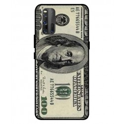Durable 100 Dollar Note Cover For Vivo iQOO 3 5G