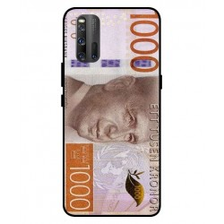 Durable 1000Kr Sweden Note Cover For Vivo iQOO 3 5G