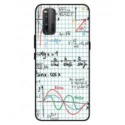 Durable Mathematics Cover For Vivo iQOO 3 5G