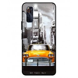 Durable New York Cover For Vivo iQOO Neo 3