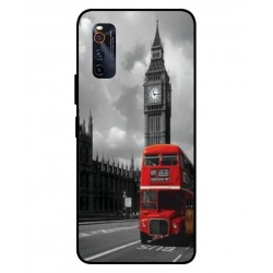 Durable London Cover For Vivo iQOO Neo 3