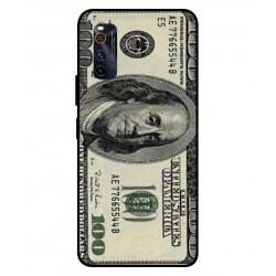 Durable 100 Dollar Note Cover For Vivo iQOO Neo 3