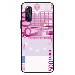 Durable 500 Euro Note Cover For Vivo iQOO Neo 3