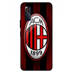 Durable AC Milan Cover For Vivo iQOO Neo 3