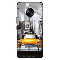 Durable New York Cover For Vivo S6 5G